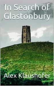 Photo of In Search of Glastonbury book - Glastonbury Tor on a hill
