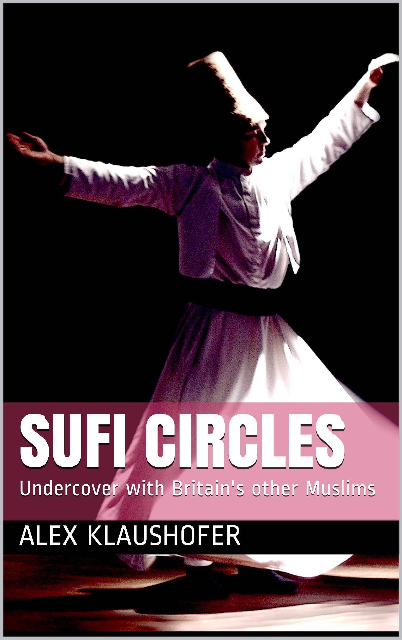 Photo of Sufi Circles book - dancer