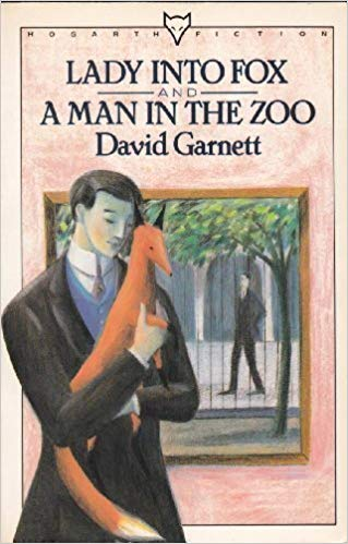 Cover of David Garnett's Lady into Fox